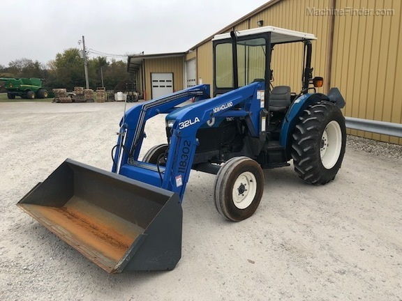 2001 New Holland TN70