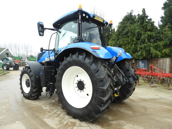 New Holland T7.270 Extended Warranty!