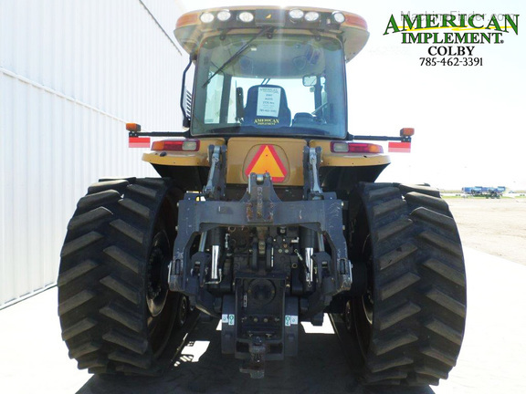 2007 Agco MT765B