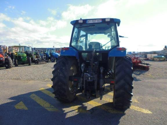 New Holland TM 125