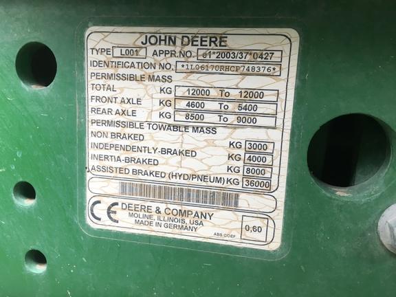 John Deere 6170R