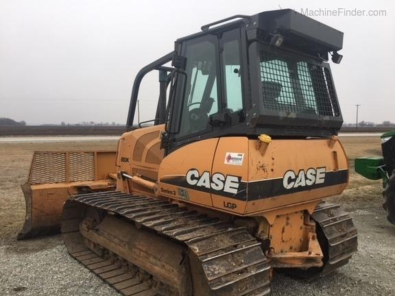Case 850K
