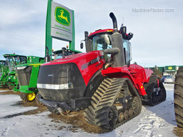 Case IH 580 QUADTRAC