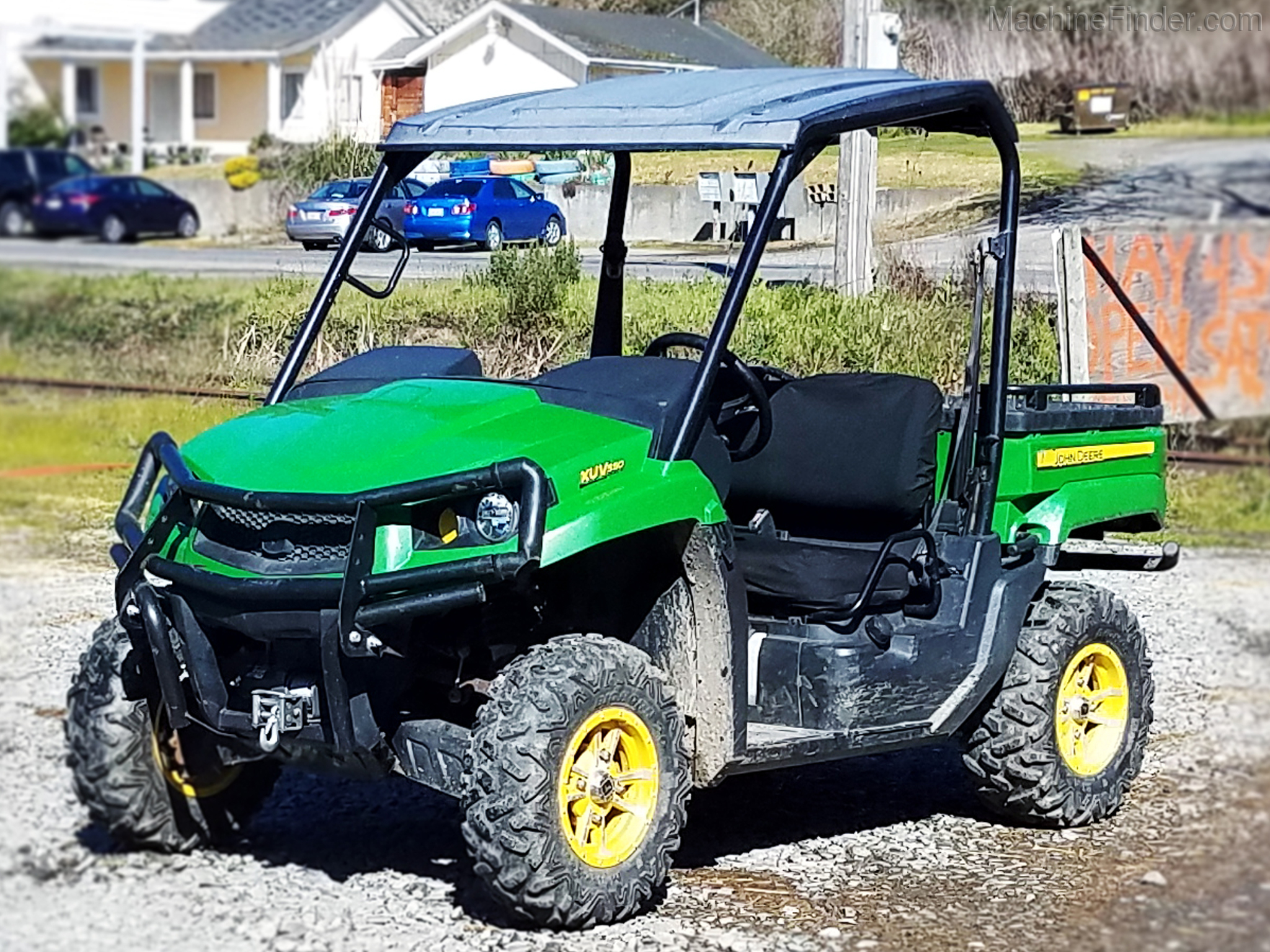 2013 John Deere XUV 550 GREEN ATVs & Gators John Deere MachineFinder