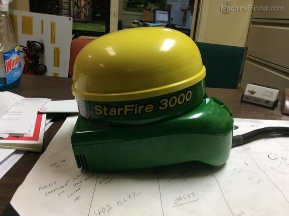 2012 John Deere SF-3000