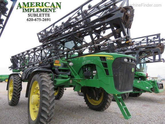 2011 John Deere 4930