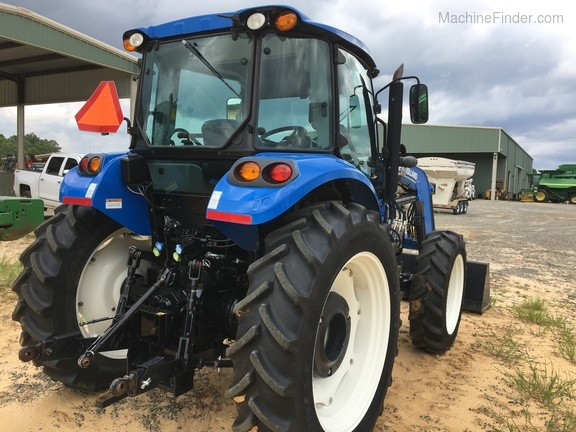 2013 New Holland T4.85
