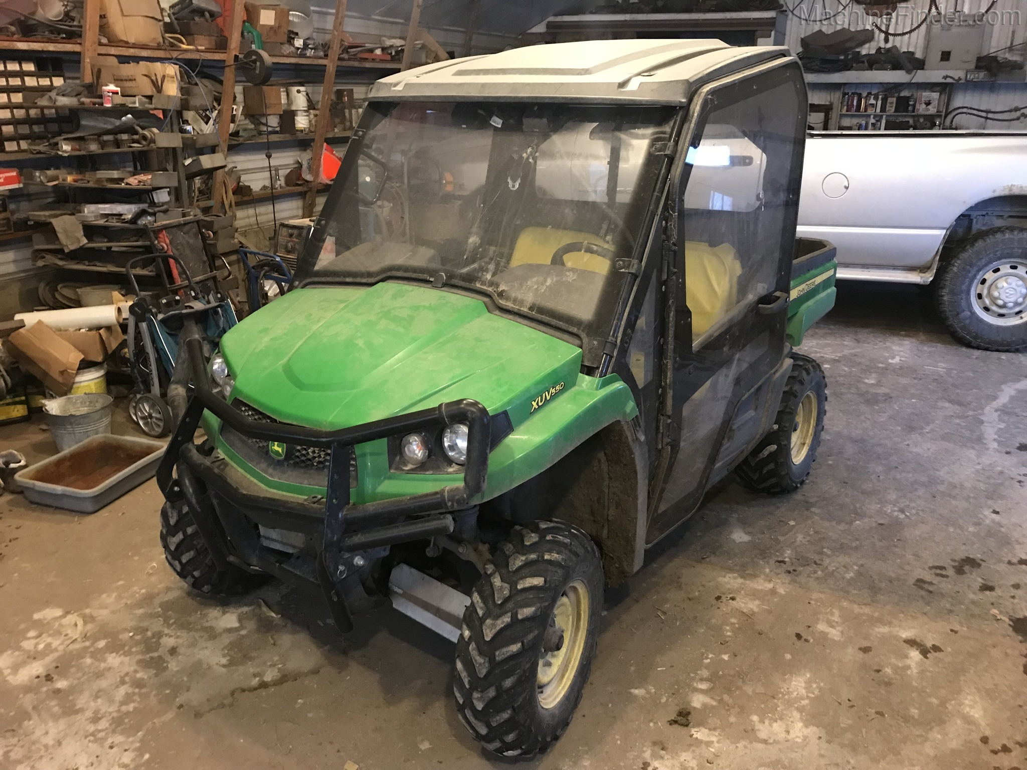 2014 John Deere XUV 550 ATVs & Gators John Deere MachineFinder