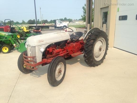 1950 Ford 8N - Utility Tractors - LaGrange, IN