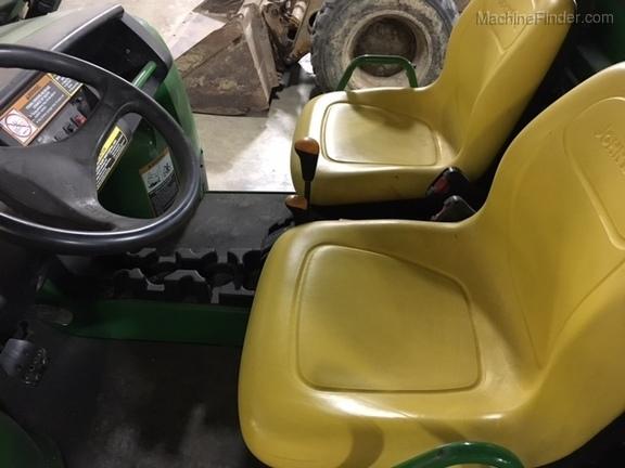 John Deere XUV 620I GREEN