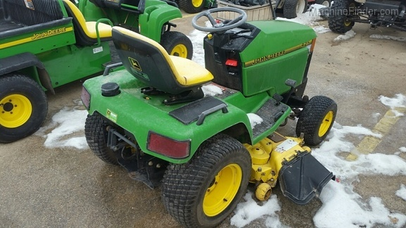 Lawn Tractors With Locking Differentials : John deere lawn garden tractors for sale