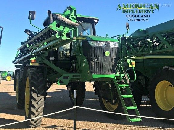 2015 John Deere R4045