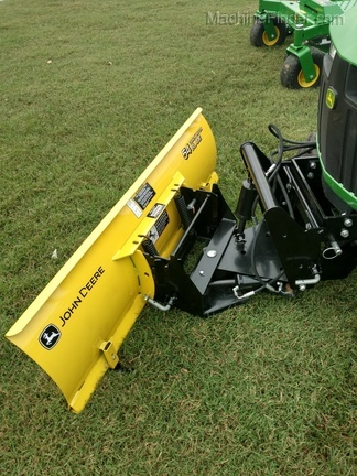 2016 John Deere 54 Quick Hitch Front Blade Compact And Garden