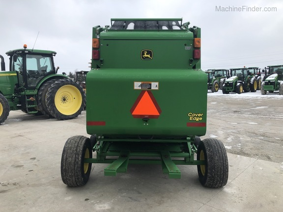 2011 John Deere 854 Silage Special Image 4