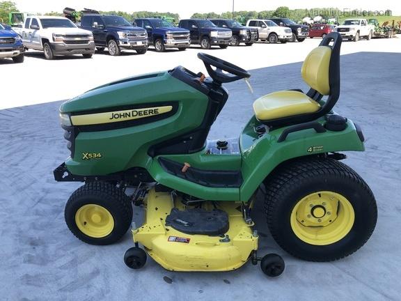 [TBQL_4184]  2008 John Deere X534 - Lawn & Garden Tractors - Warsaw, IN | John Deere X534 Engine Schematics |  | GreenMark Equipment
