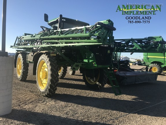 2017 John Deere R4045