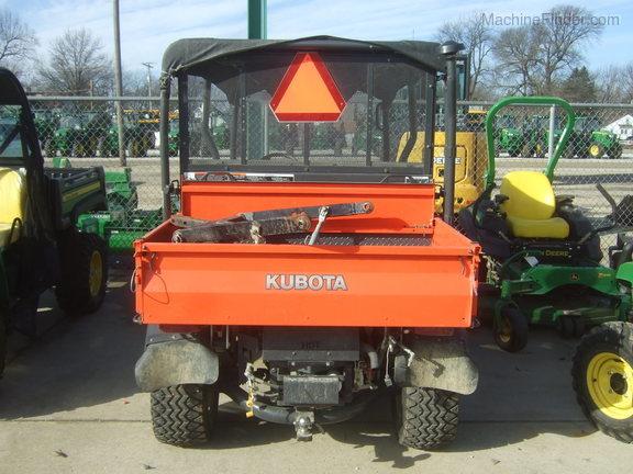 Kubota RTV1140 CPX