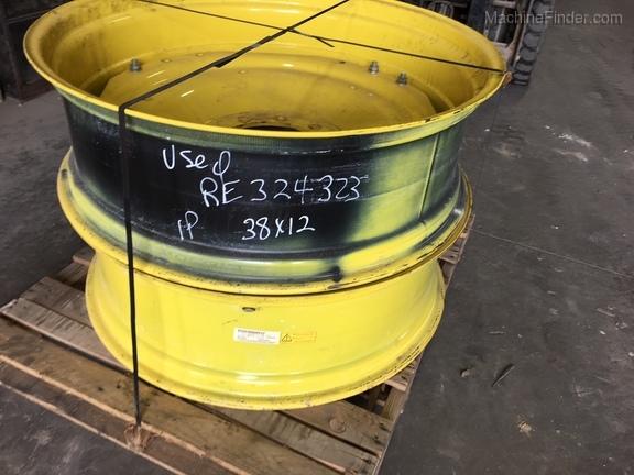 John Deere RE324323 MFWD WHEEL