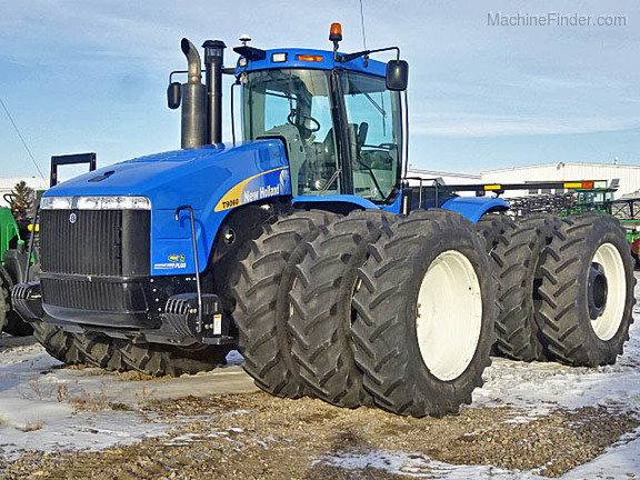 2010 New Holland T9060