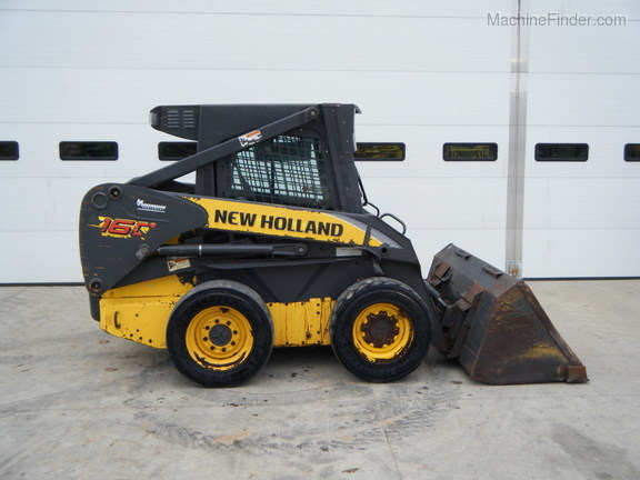 2011 New Holland L160