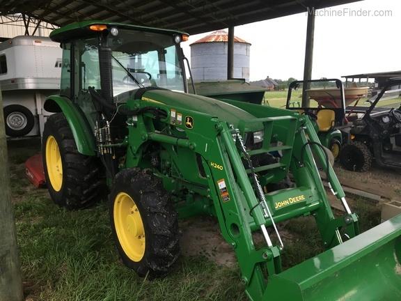 2016 john deere 5085e utility tractors tifton ga