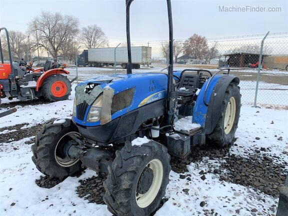 2011 New Holland T4040F Image 1