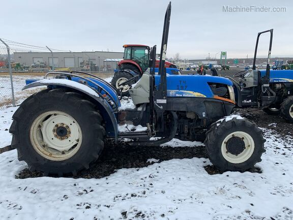 2011 New Holland T4040F Image 4