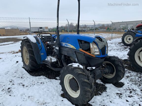 2011 New Holland T4040F Image 25