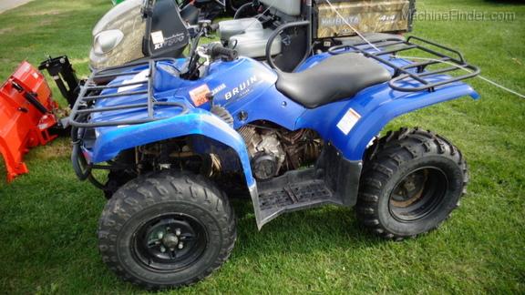 Yamaha 350