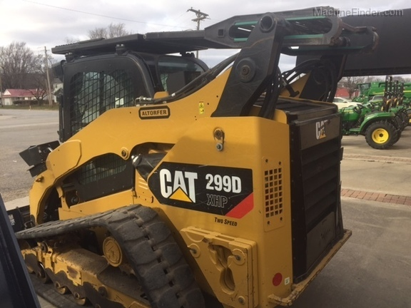 Caterpillar 299D