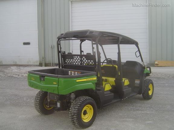 John Deere 550  S-4