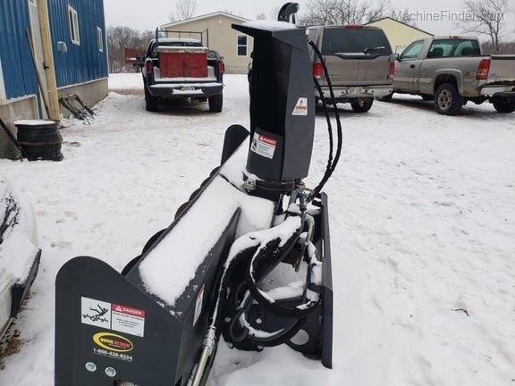 2017 QuickAttach 7' Skid Steer Snowblower