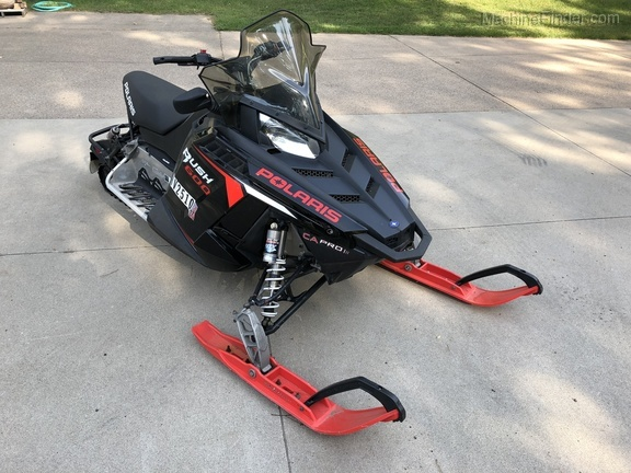 2011 Polaris 600 Rush