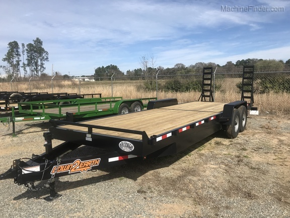2018 John Deere 24 FT TRAILER