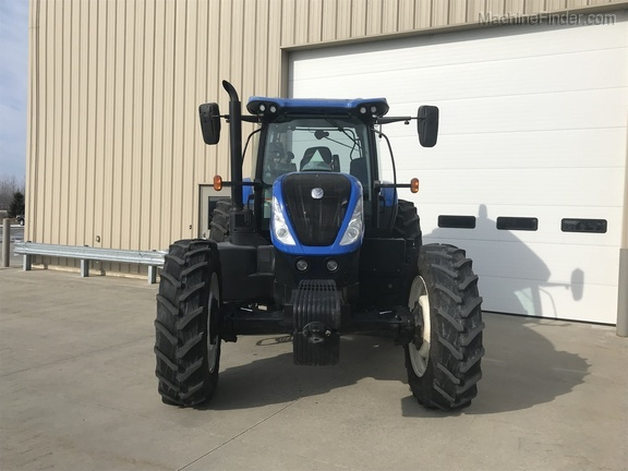 2016 New Holland T7.245