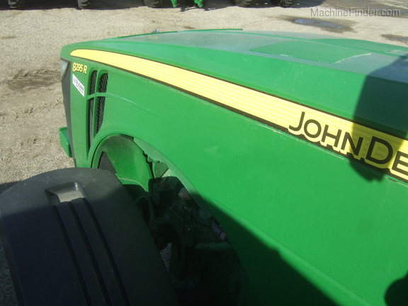 John Deere 8295R