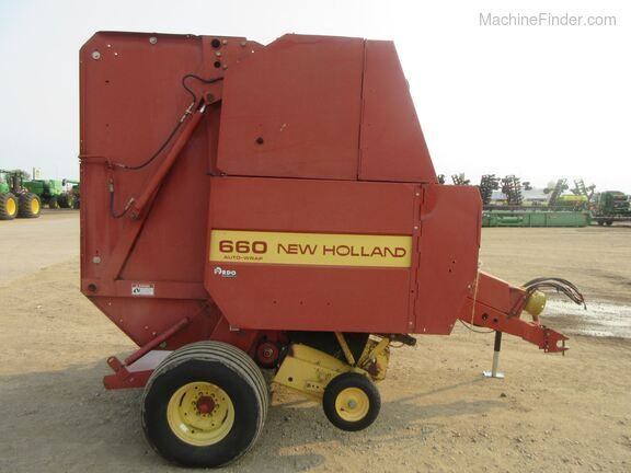 1994 New Holland 660 Image 27