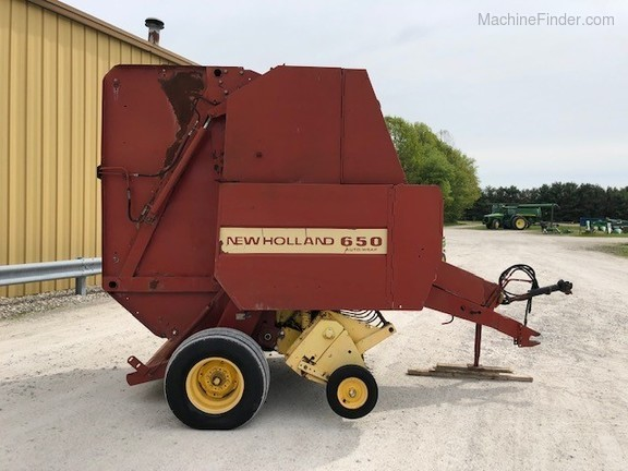 1991 New Holland 650 Image 2