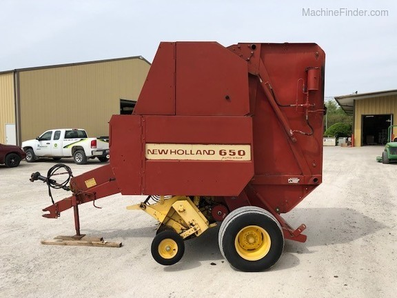 1991 New Holland 650 Image 4