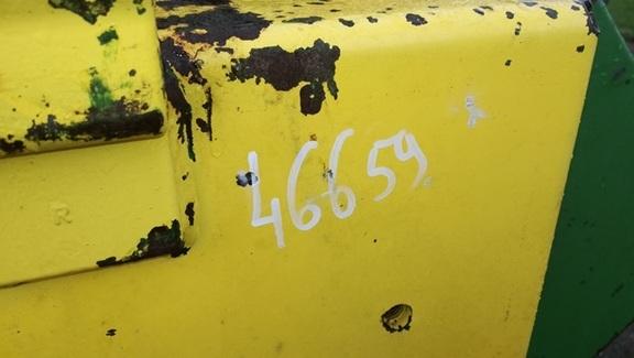 John Deere Ensileuse JOHN DEERE 6750