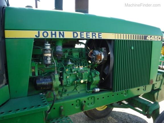John Deere 4450