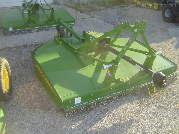 John Deere MX6