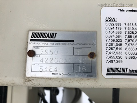 2016 Bourgault 3720 Image 40