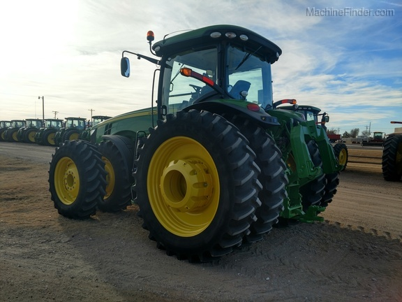 2014 John Deere 8370R