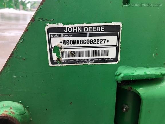 2000 John Deere MX8 - Rotary Cutters: Medium-Duty - Three