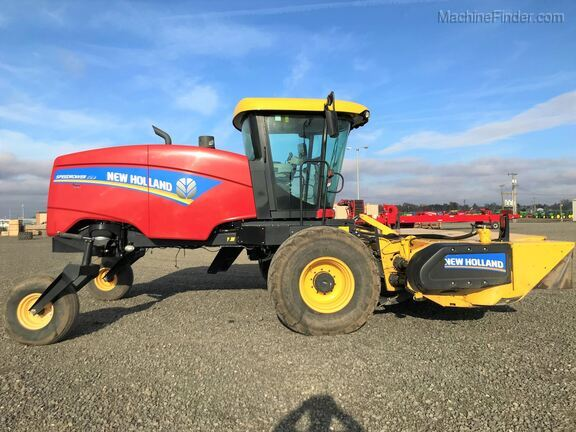 2016 New Holland SR260 Image 4