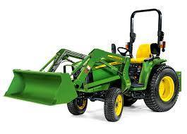 John Deere 2036R - No Loader