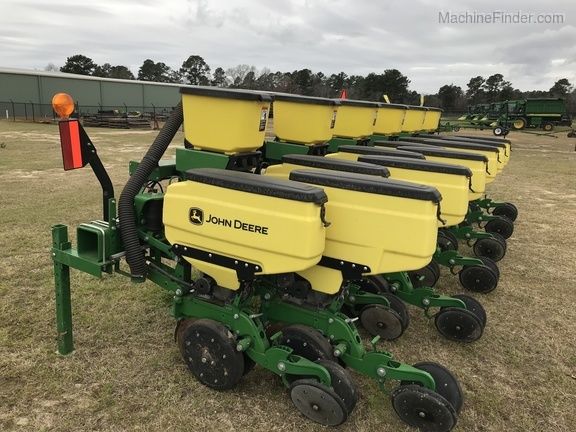 2018 John Deere 1705 Twin Row
