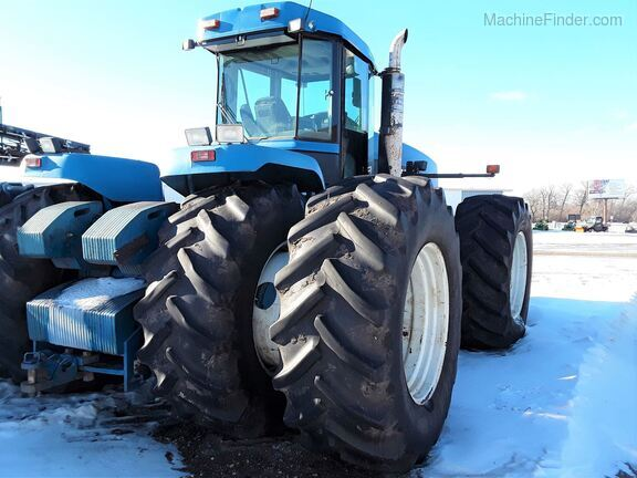 1995 New Holland 9680 Image 4