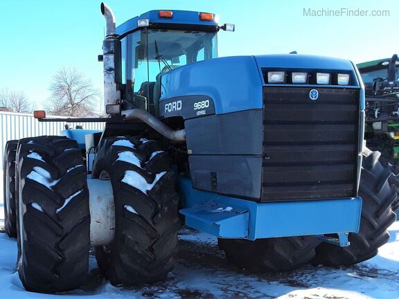 1995 New Holland 9680 Image 5